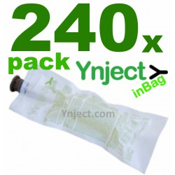 YNJECT InBag pack 400