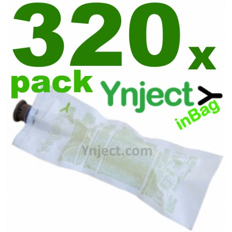 YNJECT InBag pack 600