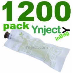 YNJECT Profesional botella pack 56