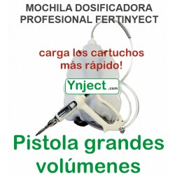 mochila pistola ynject fertinyect gran volumen