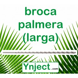 Broca larga palmera