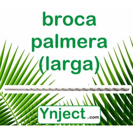 broca palmera ynject