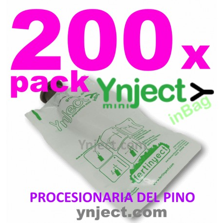 YNJECT Mini InBag pack 56