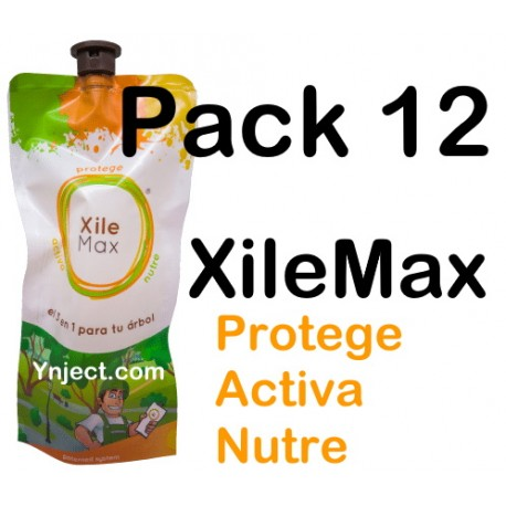 Pack 12 Xilemax