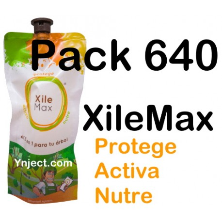 Pack 640 Xilemax