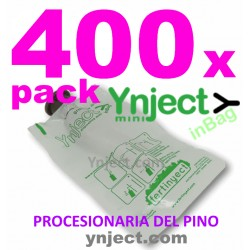 YNJECT Mini InBag pack 400