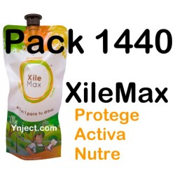 Pack 1440 Xilemax