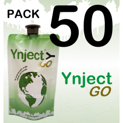 Pack 50 Ynject Go (árboles)