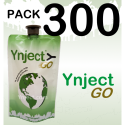 Pack 300 Ynject Go (árboles)