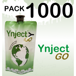 Pack 1000 Ynject Go (árboles)