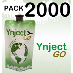 Pack 2000 Ynject Go (árboles)