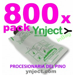 YNJECT Mini InBag pack 800