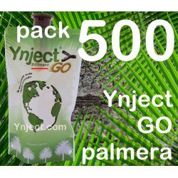 Pack 500 Ynject Go (palmeras)
