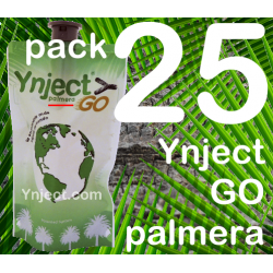 Pack 25 Ynject Go (palmeras)