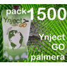 Pack 1500 Ynject Go (palmeras)