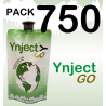 Pack 750 Ynject Go (árboles)
