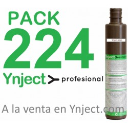 YNJECT Profesional pack 224