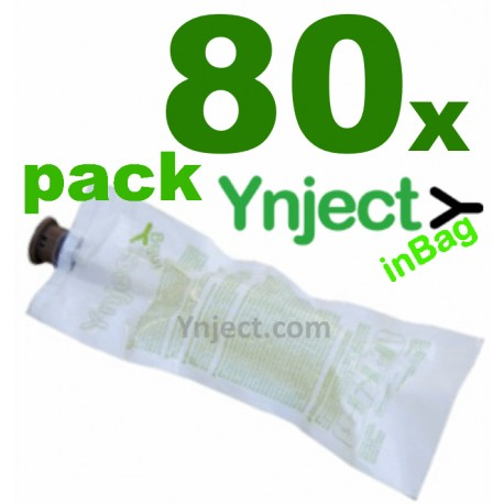 YNJECT InBag pack 80