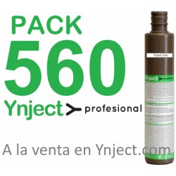 YNJECT Profesional pack 560