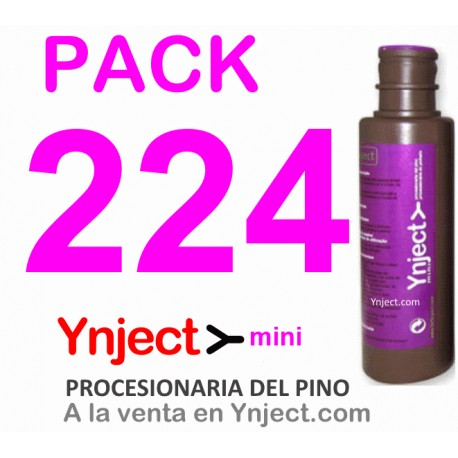YNJECT Mini pack 224