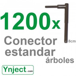 Conector standard (8cm) pack 1200