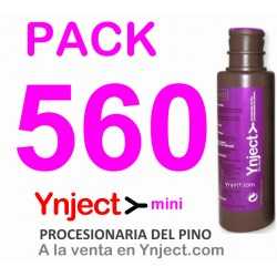 YNJECT Mini pack 560