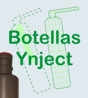Botellas Ynject de Fertinyect