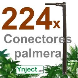 Conector palmera (16 cm) pack 224