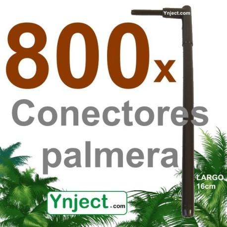 Conector palmera (16 cm) pack 800