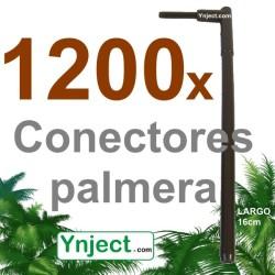 Conector palmera (16 cm) pack 1200