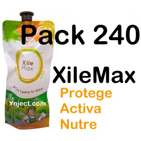 Pack 240 Xilemax