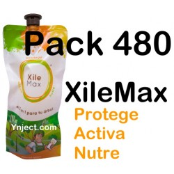 Pack 480 Xilemax