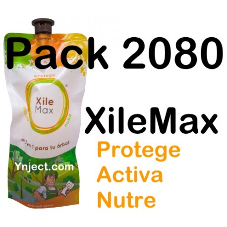 Pack 2080 Xilemax