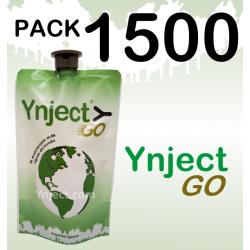 1500 bolsas ynject GO con precio de venta