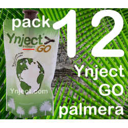 Pack 12 Ynject Go (palmeras)