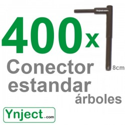 Conector standard (8cm) pack 400