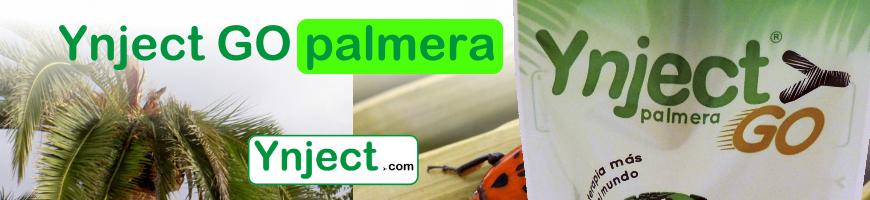 Ynject GO palmeras